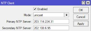 pembahan upk tkj paket 2 sntp client