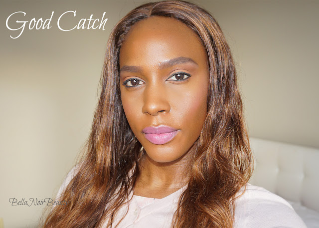 Lipstick Queen Good Catch | bellanoirbeauty.com