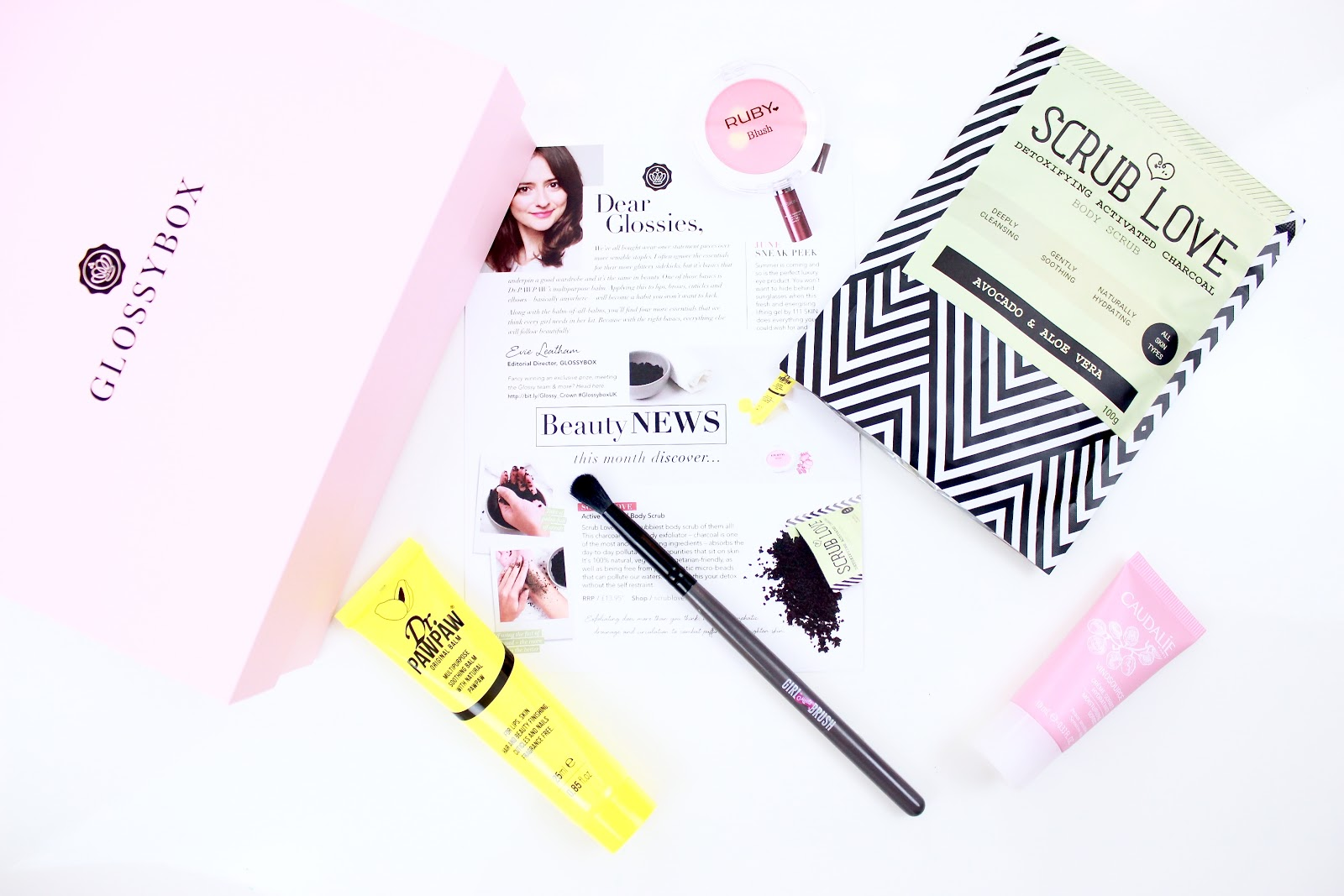 What's Inside May Glossybox 2017