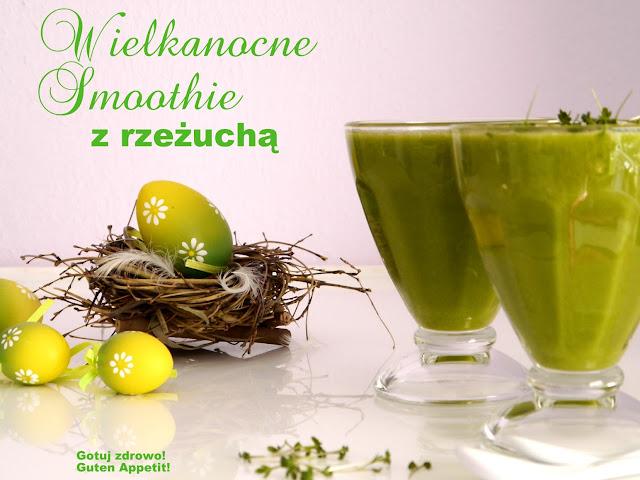Wielkanocne smoothie z rzeżuchą - Czytaj więcej »
