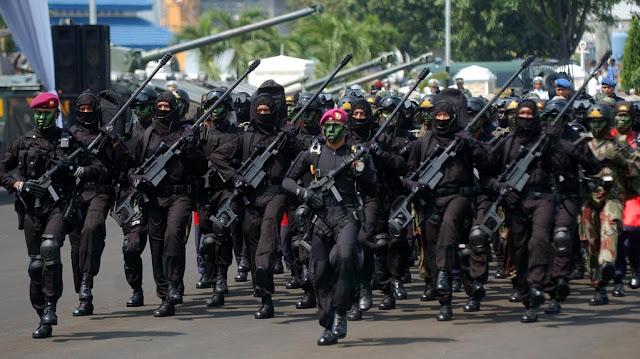 kopassus indonesia