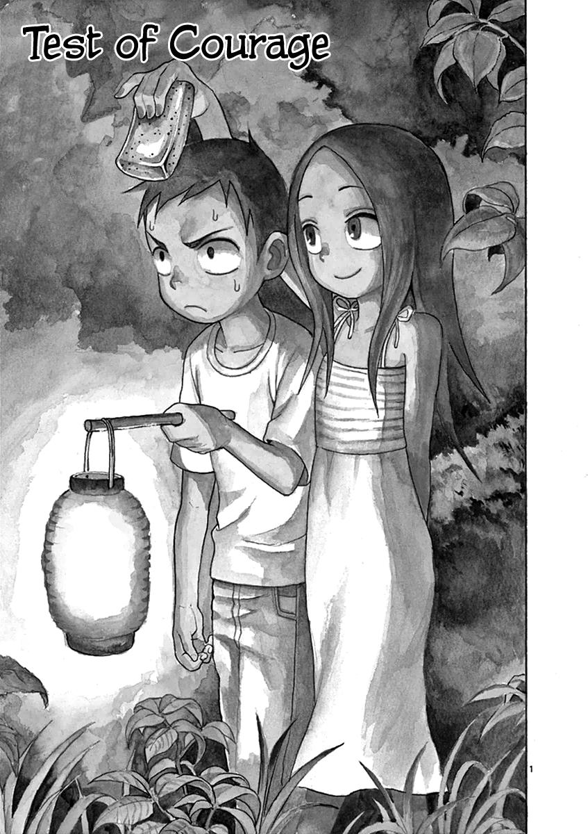 Karakai Jouzu no Takagi-san - Chapter 24