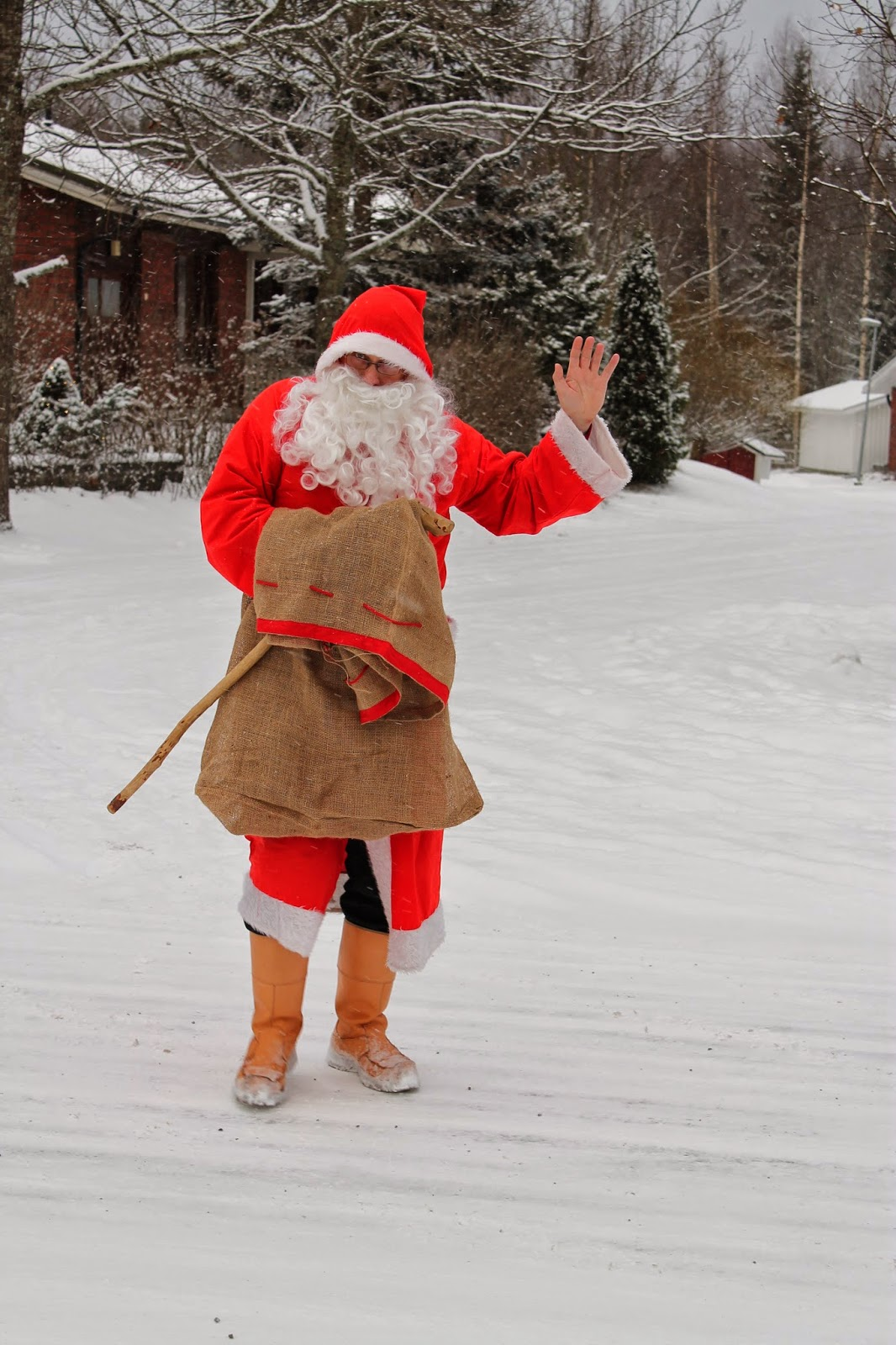 Suomalainen Joulupukki