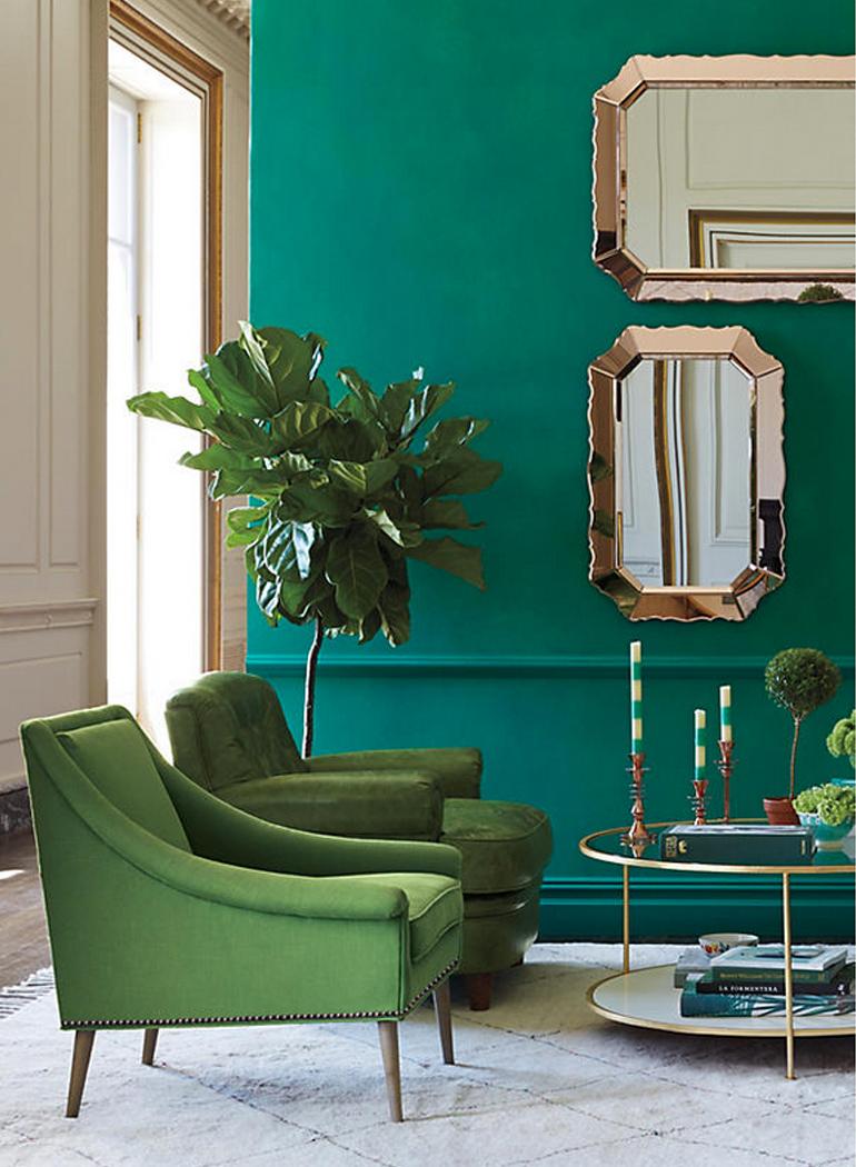 inspiracion-greenery-pantone-butacas-verde-anthropologie