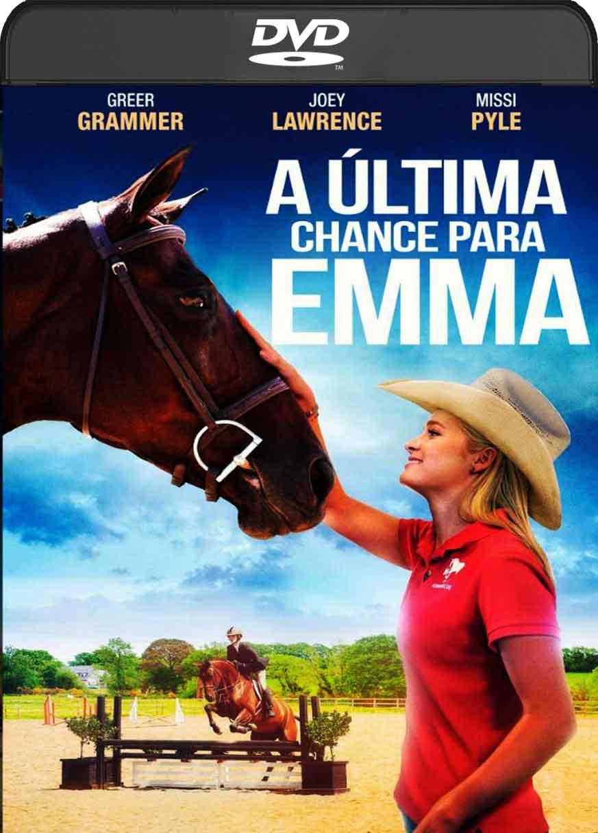 A Última Chance de Emma (2017) DVD-R Autorado Dual Audio