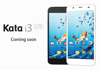 Kata PH Announces Kata i3L: 64-bit Quad Core LTE Android Lollipop