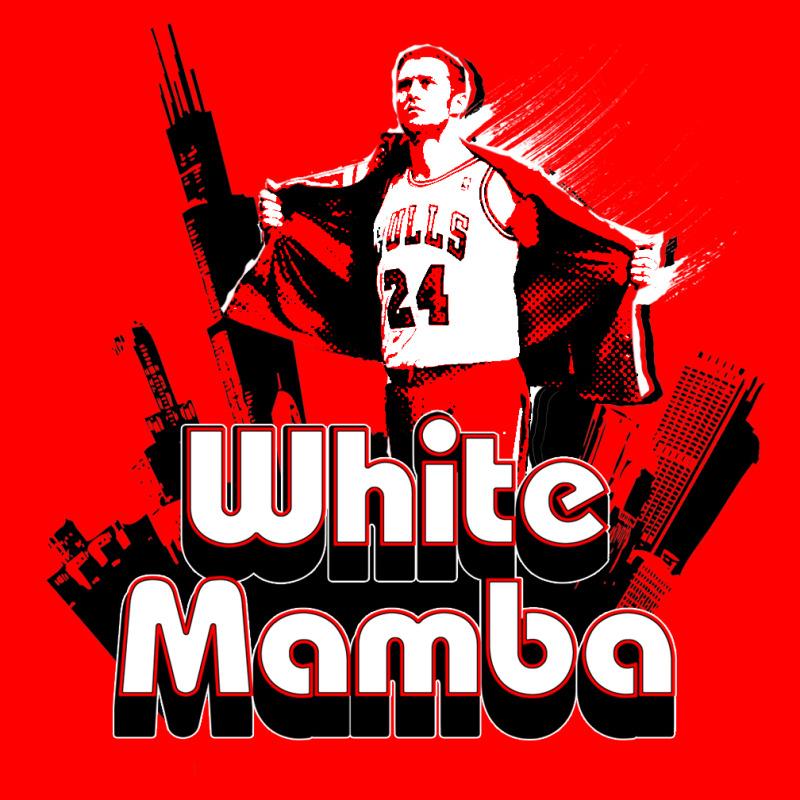 mamba the white
