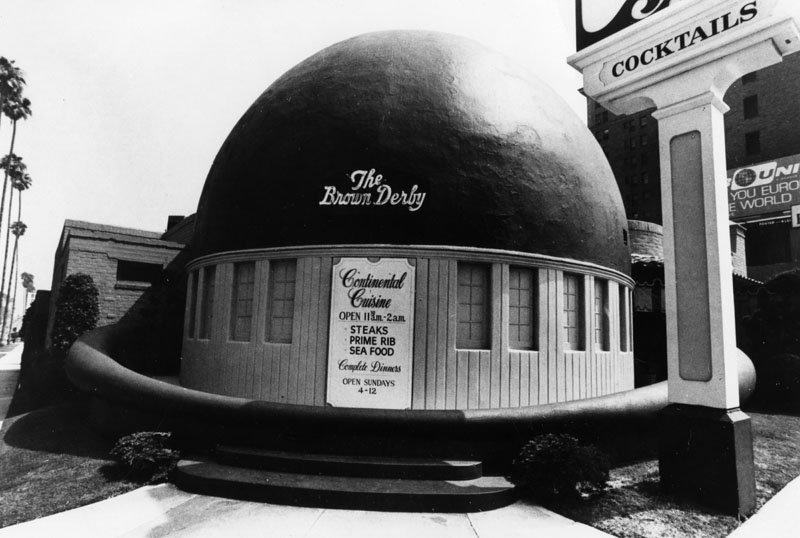 22 Vintage Pictures Of Old Los Angeles Restaurants With