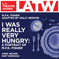 Review: I Was Really Very Hungry: A Portrait of MFK Fisher by Kelly Nespor