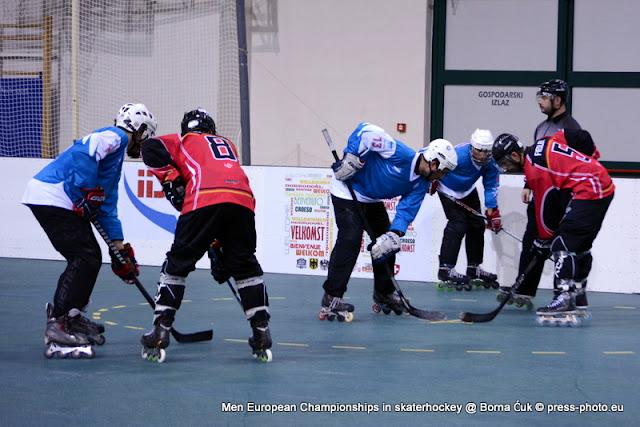 Seniorsko Europsko prvenstvo u inline hokeju (na rolama) Opatija @ Men European Championships in skaterhockey Opatija 21-23.10.2016