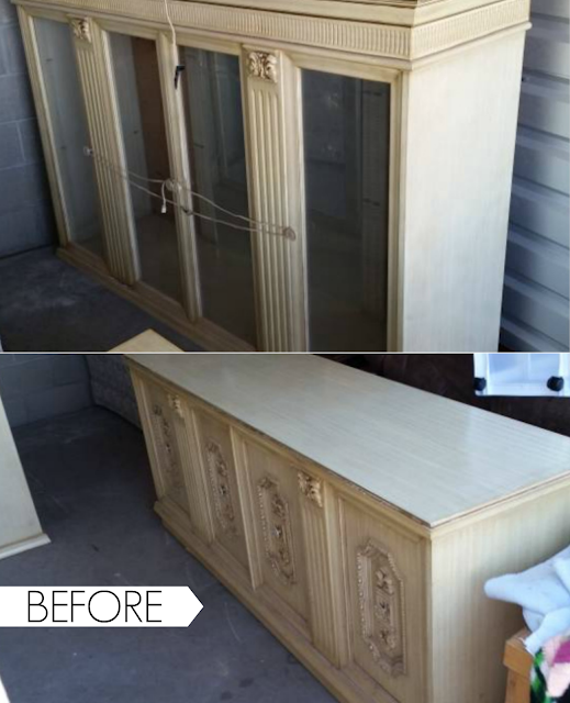 DIY furniture flip, flipping furniture, up cycling furniture, separating furniture