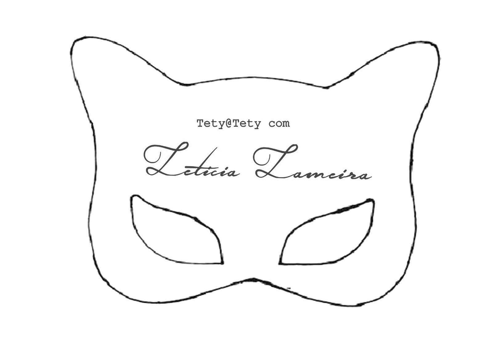 Mascara da mulher gato molde [PUNIQRANDLINE-(au-dating-names.txt) 56