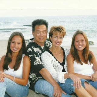 Laura Kwan Family