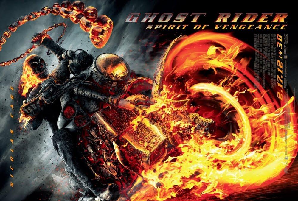 Ghost Rider 2: Spirit of Vengeance (ShutEmDown By Celldweller NEW ...