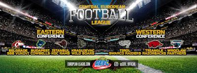 CEFL: Double Opener / Budapest Cowbells vs Belgrade SBB Vukovi Livestream