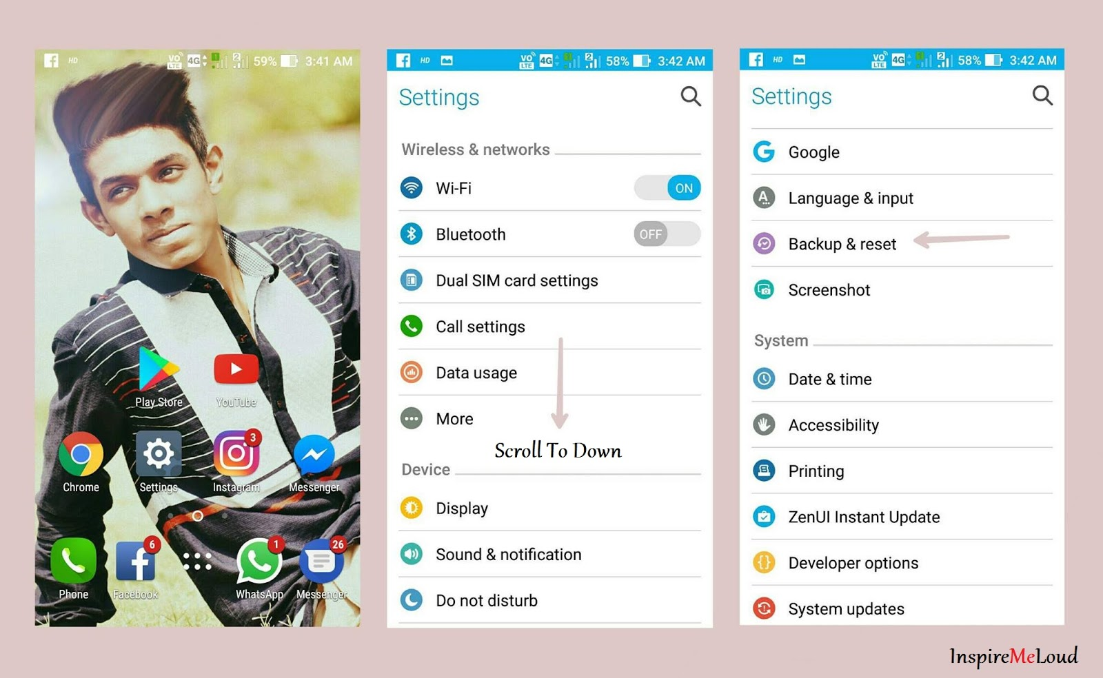 Android Phone Ko Factory Reset Kaise Kare