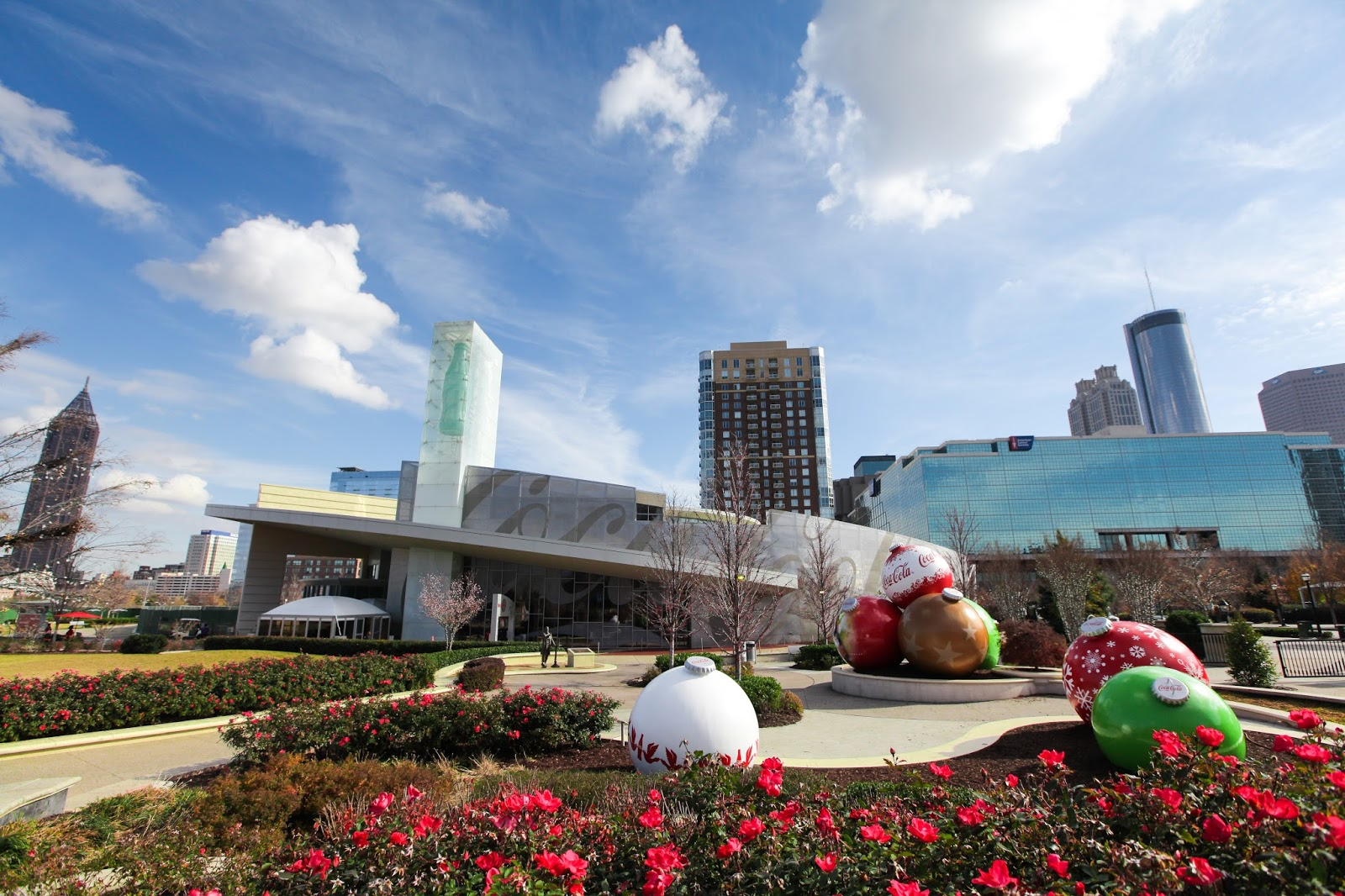 Five Ways to Savor the Season  at World of Coca-Cola  via  www.productreviewmom.com