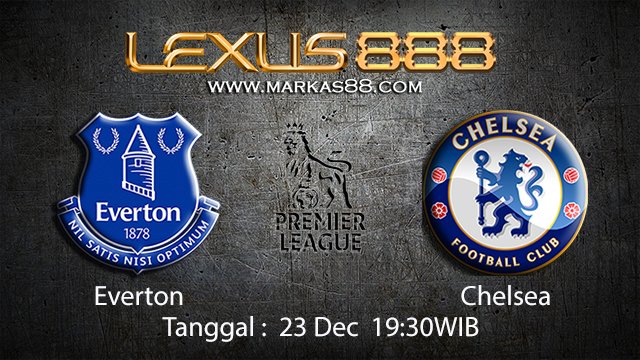 PREDIKSIBOLA - PREDIKSI TARUHAN BOLA EVERTON VS CHELSEA 23 DESEMBER 2017 ( ENGLISH PREMIER LEAGUE )
