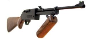 Tipos de rifles de aire