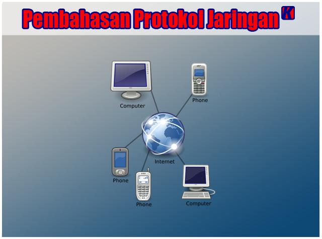 Pengertian Protokol Jaringan dan Jenis Protokol Jaringan Komputer