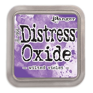 Oxide Ink Pad WILTED VIOLET