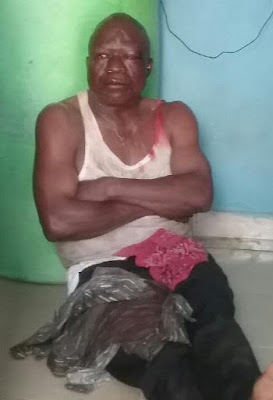 Photos: Notorious fraudster and 419 kingpin nabbed in Ughelli, Delta State