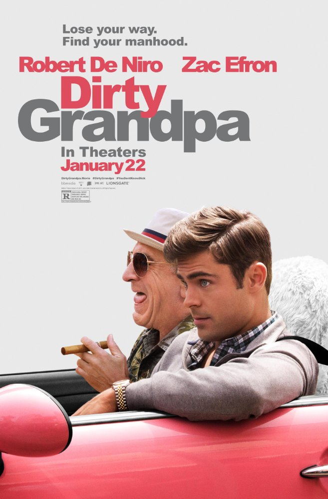 Dirty Grandpa (2016)