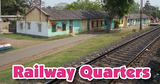 Railway Quarters on Indian Railways