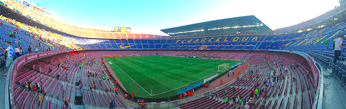 Camp Nou Football Tickets FC Barcelona Real Sociedad