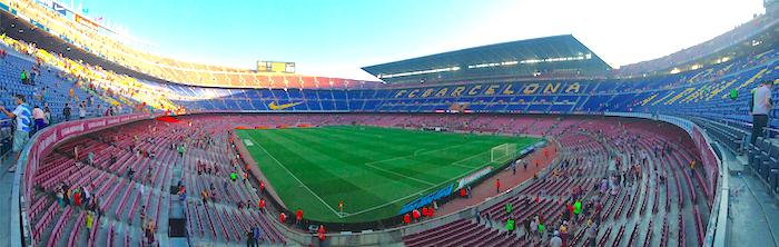 Camp Nou Football Tickets FC Barcelona Real Sociedad
