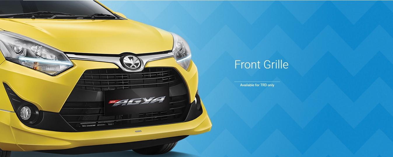 Harga Brosur Promo Kredit Warna Fitur Interior Eksterior Spesifikasi Mobil TOYOTA AGYA Terbaru 2018 Nasmoco Wilayah Banda Aceh, Medan, Sumatra Utara