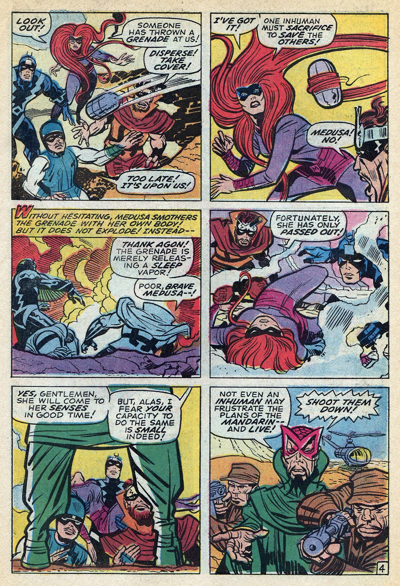 Read online Amazing Adventures (1970) comic -  Issue #3 - 7