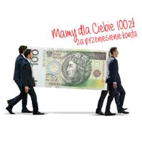 Credit Agricole promocja Przenies konto z premią 100 zł