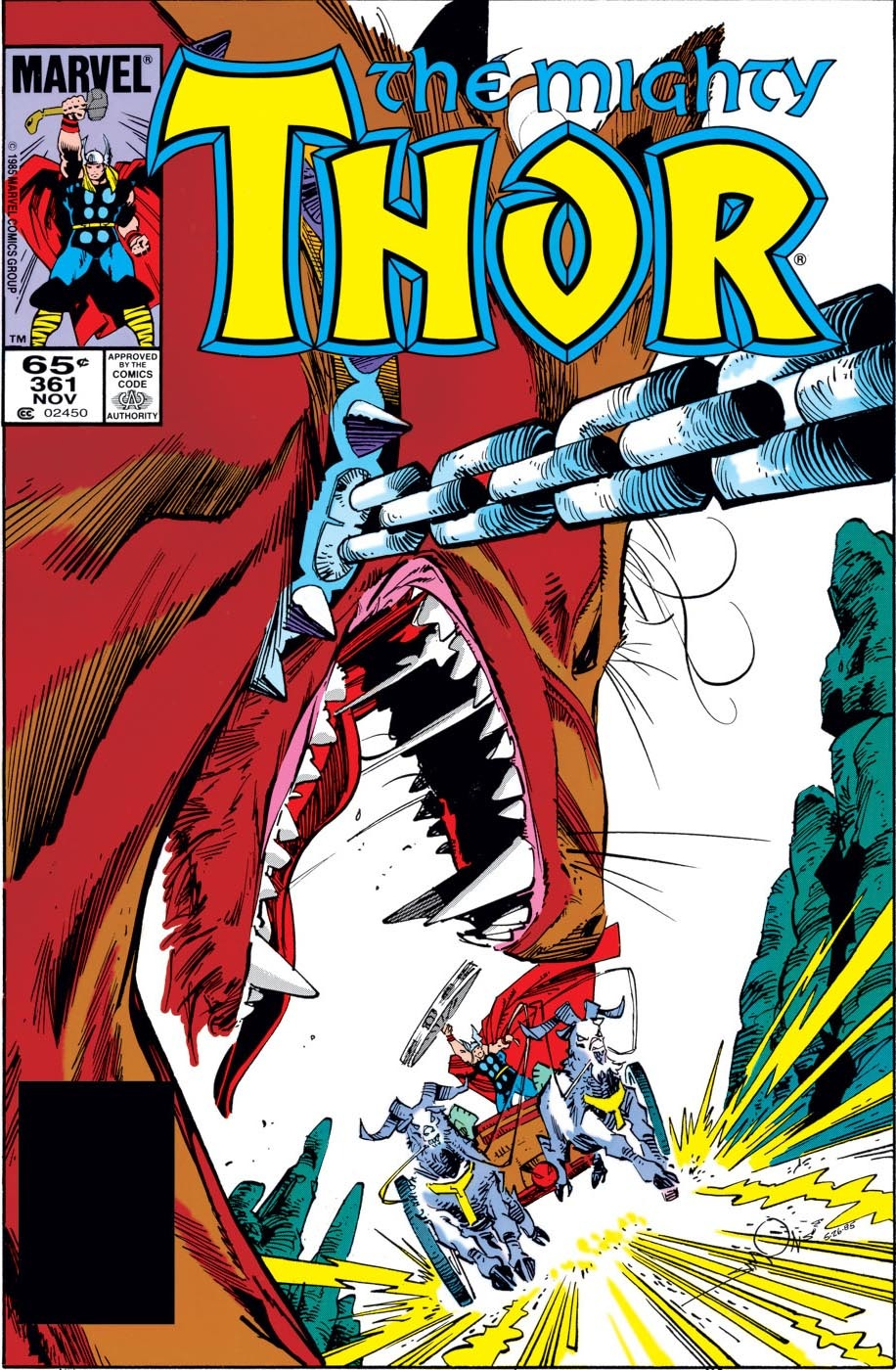 Thor (1966) 361 Page 1
