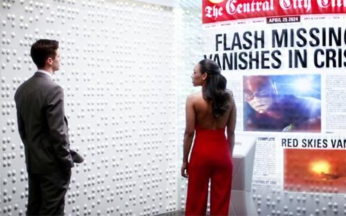 Barry Allen Contra El Futuro
