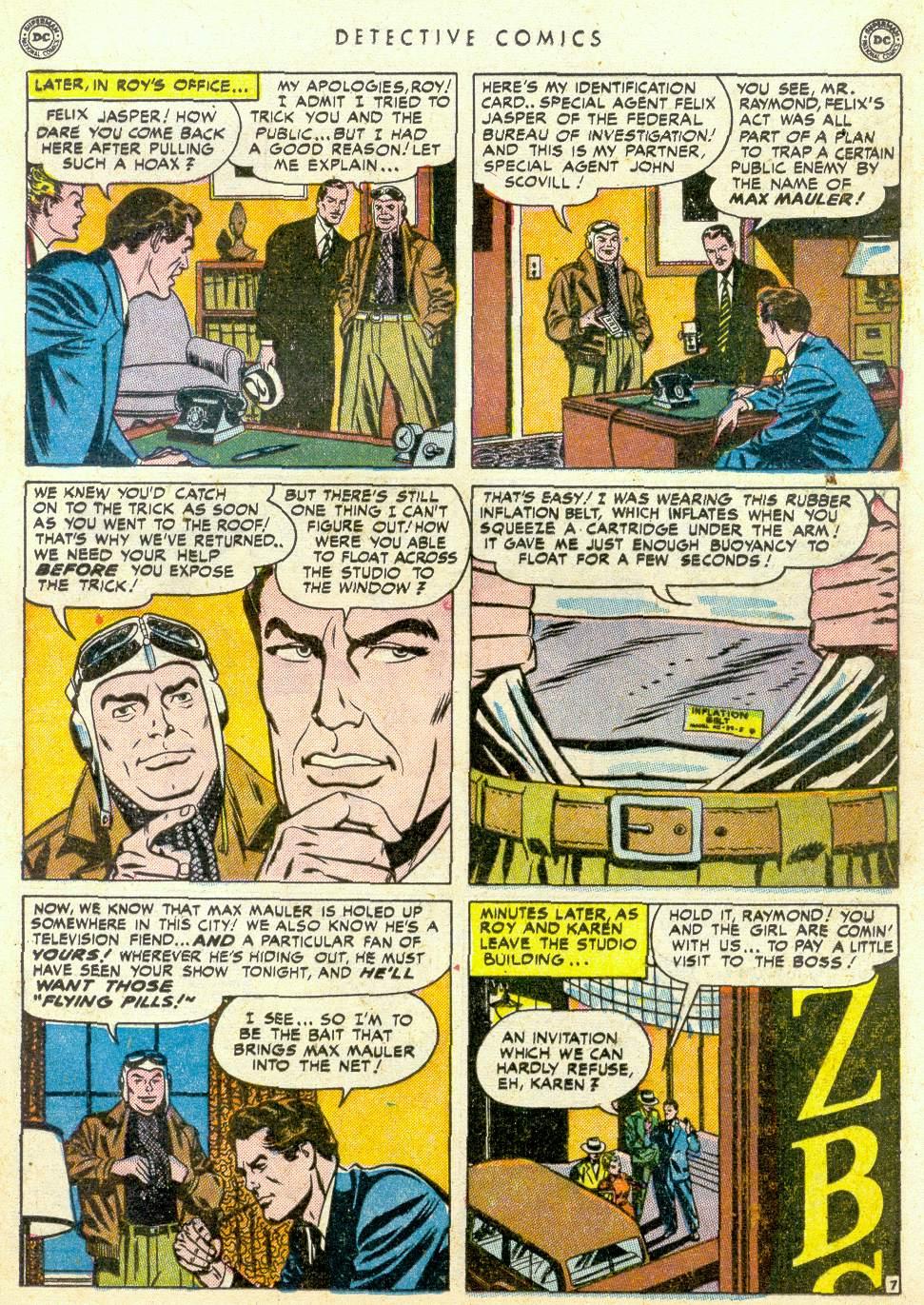 Read online Detective Comics (1937) comic -  Issue #163 - 22