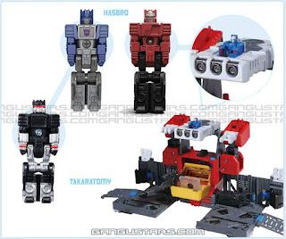 Transformers Titans Return Soundwave Blaster Twincast トランスフォーマーレジェンズ サウンドウェーブ Hasbro Takara