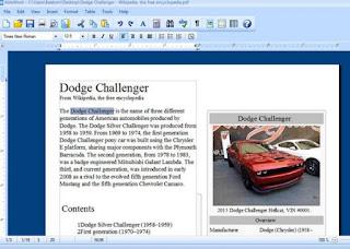 programmi editor pdf