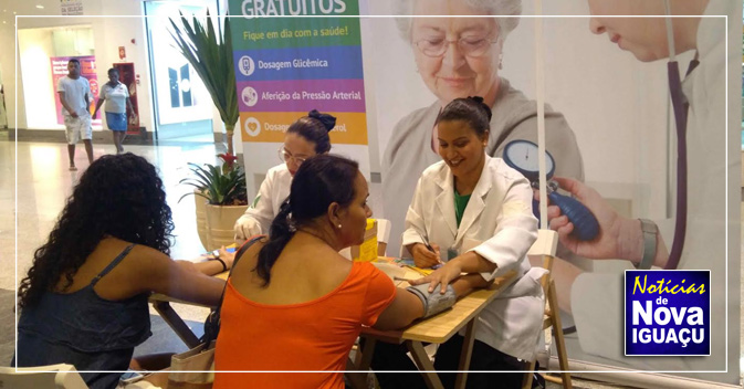 9fc2bbe825 Policlínica Granato oferece serviços gratuitos no TopShopping. InícioNova  IguaçuBaixada Fluminense