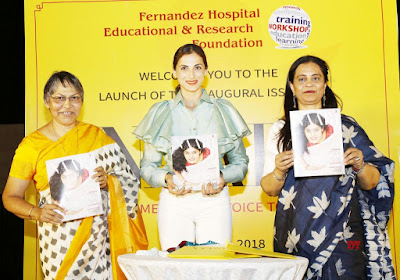 Ms-Shilpa-Reddy-launches-NAARI-a-first-of-its-kind-magazine