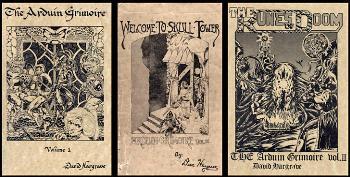 The Arduin Trilogy, los libros más icónicos de Arduin