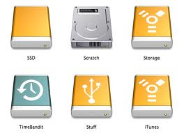 How to set Icon on Hard Disk Drives