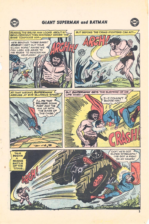 Read online World's Finest Comics comic -  Issue #161 - 5
