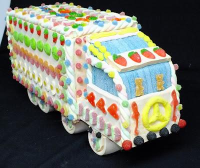 Camión de chuches Esdiver.com