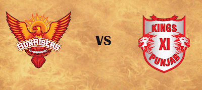 SRH vs KXIP IPL 2017 Match 19