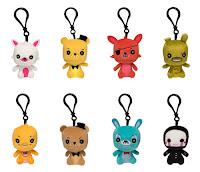 Five Nights at Freddy's Mystery Mini Plush Keychain Personajes