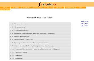 http://calculo.cc/temas/temas_e.s.o/ind_1ESO.html