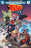 DC Renascimento: Titas #1