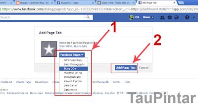 Cara Pasang Iklan Google Adsense Facebook
