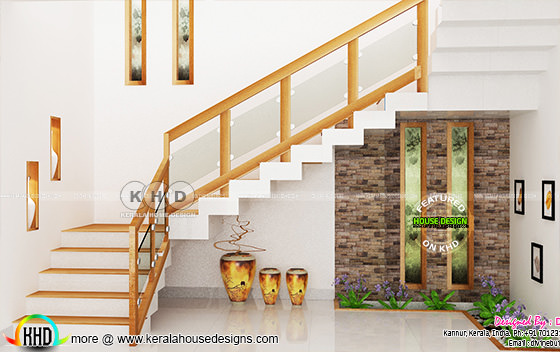 Under stair design